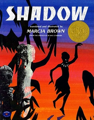 Shadow By Cendrars, Blaise/ Brown, Marcia (ILT)
